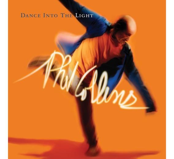 Phil Collins Dance Into The Light 2 Vinilos Importados