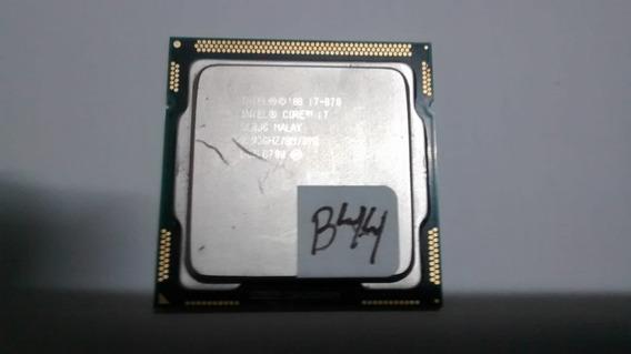 Processador Intel - I7-870