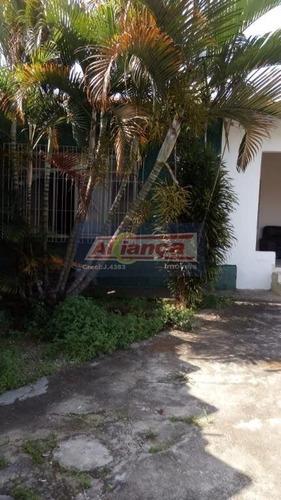 Casa Com 3 Dormitórios À Venda, 320 M² Por R$ 600.000,00 - Jardim São Francisco - Guarulhos/sp - Ai16981