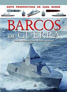 Libro Barcos De Guerra De Robert Jackson