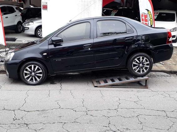 Etios Sedan Platinum