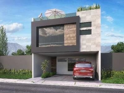 Casa En Preventa Residencia Exclusiva Con Un Concepto Moderno Y Minimalista