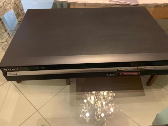 Gravador Dvd De Mesa Sony Rdr Gx-350 Usado Top! Região 1