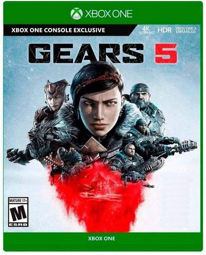 Imagen 1 de 1 de Gears 5 Xbox One Codigo Original