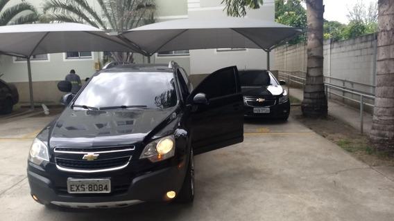 Chevrolet Captiva 2.4 4p