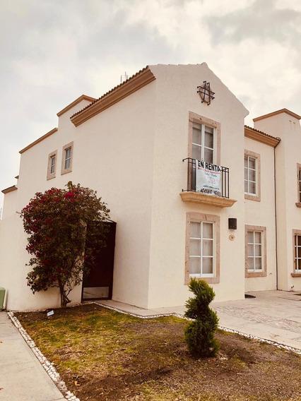 Casa En Renta O Venta En Villa Romana El Refugio $2400000