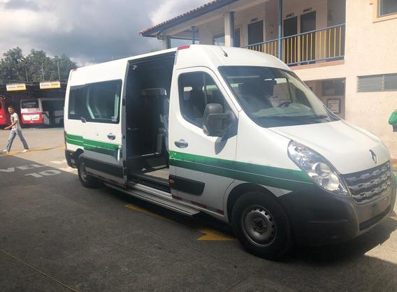 Renault,micro Bus Nuevo Máster,
