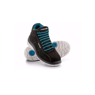 Calzado Zapatilla Zapato Seguridad De Mujer Funcional Capri