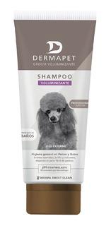 Shampoo Para Mascotas, Dermapet, Voluminizante Pomo 250ml