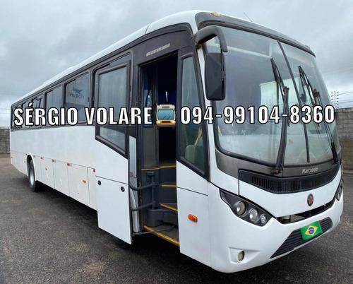 Ônibus Volkswagen Comil Versatile R Cor Branca Ano 2011/2012