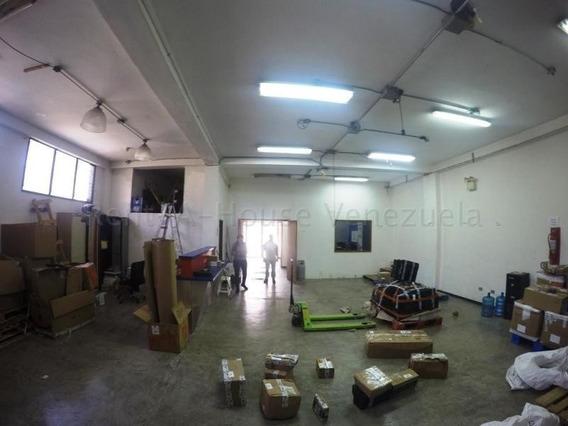 Edificio En Alquiler - Vm 20-9510