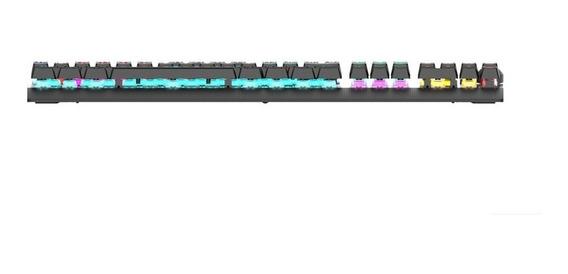 Teclado Gamer Com Fio Philips Spk8614