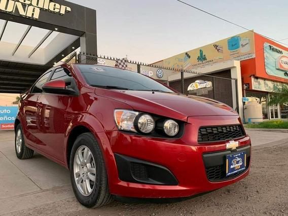 Chevrolet Sonic Lt Aut 2015