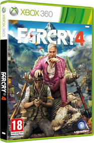 Far Cry 4 Xbox 360 - Midia Digital
