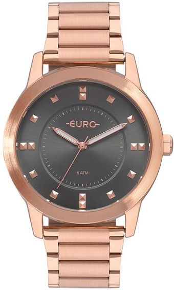 Relógio Euro Feminino Casual Style Eu2039jr/4c