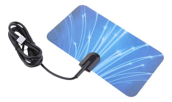 Amplificado Indoor Hdtv Antena Potência De Alto Ganho 5db U