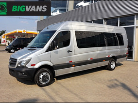 Sprinter 2019 515 0km Bigvan Elite 20l Paris Black Prata