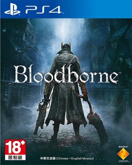 Bloodborne - Ps4 Original*1