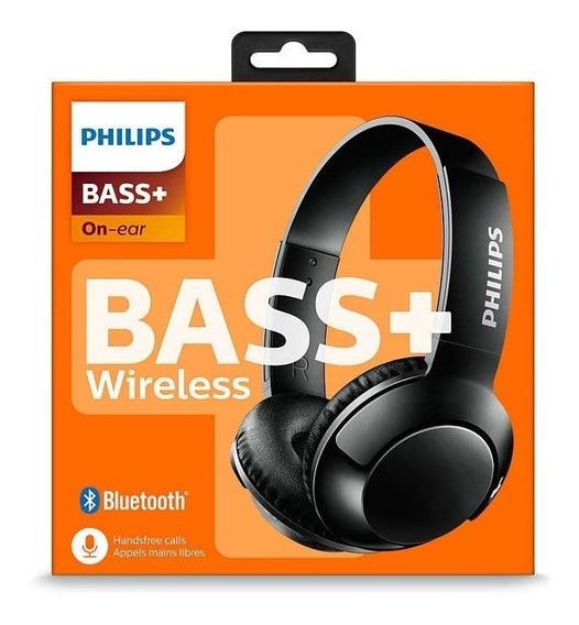 Fone De Ouvido Bluetooth Philips Shb3075 Com Microfone Nota