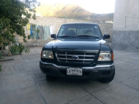 Ford Ranger Pickup Xlt V6 Super Cab 2002
