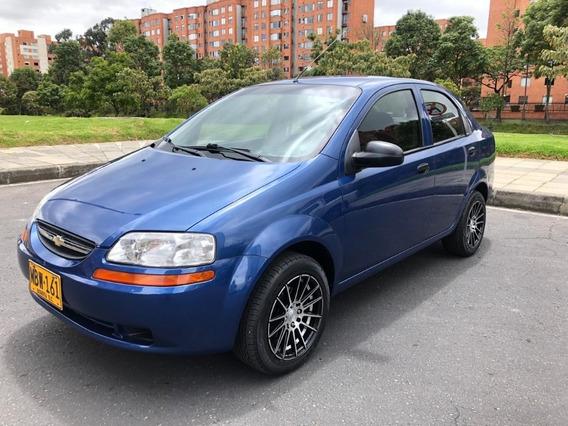 Chevrolet Aveo 1.5 Mt 2012