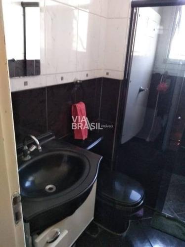 Apartamento Em Condomínio Padrão Para Venda No Bairro Santa Terezinha, 2 Dorm, 1 Vagas, 57 M - 670