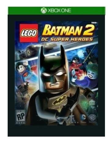 Lego Batman 2 Xbox One Midia Digital, Envio Imediato