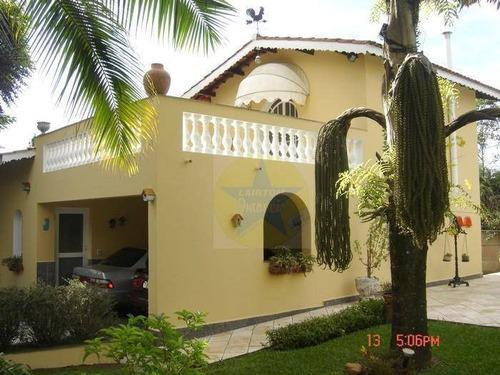 Casa Com 3 Dormitórios À Venda, 1.000 M² Por R$ 980.000 - Piracaia Sp - Ca1680