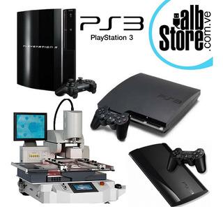 Reballing Infrarojo Play Station 3 Fat Slim Super Slim Ps3