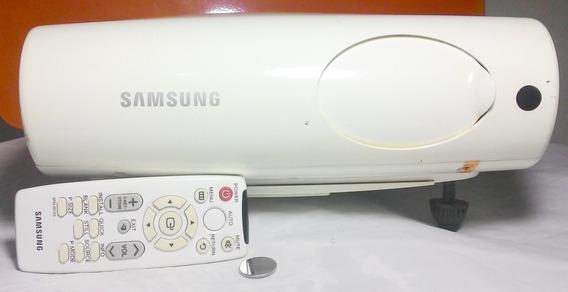 Projetor Samsung Sp-l220 Com Suporte De Teto