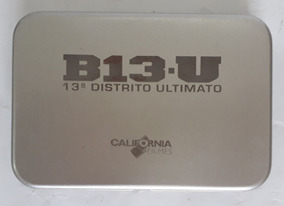 Kit B13u 13 Distrito Ultimato - Original California