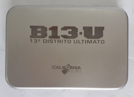 Kit B13u 13 Distrito Ultimato - Original California