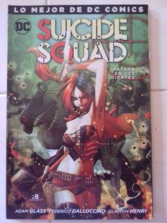 Suicide Squad Comic Lo Mejor De Dc