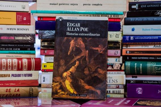Historias Extraordinarias, Edgar Allan Poe