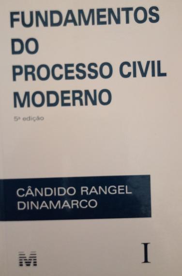 Livro Fundamentos Do Processo Civil Moderno Volume 1 E 2