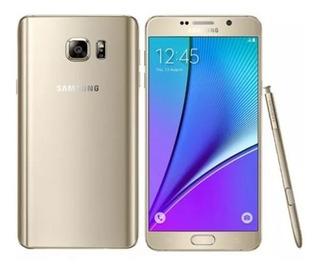 Samsung Galaxy Note 5 32gb Excelentes Accesorios Originales