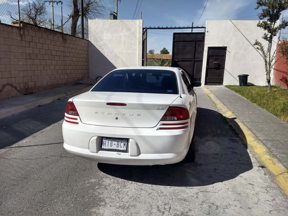 Stratus Versión Se Motor 2.4 Blanco