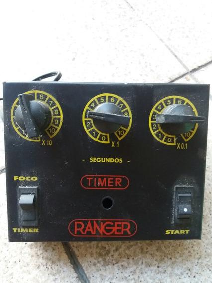 Timer Para Ampliador Fotográfico.