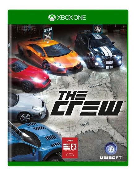 The Crew Signature Edition - Xbox One - Midia Fisica Lacrado