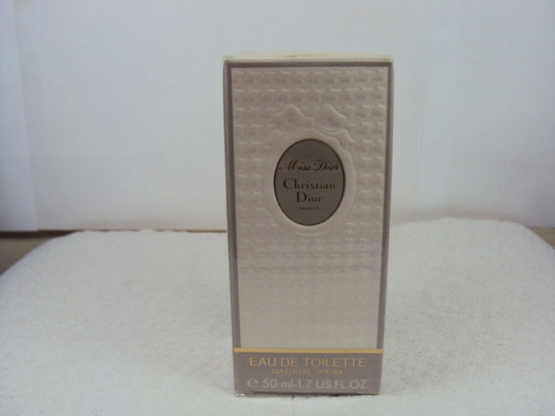 Miss Dior Christian Dior Vintage Edt Perfume Spray 1.7oz...