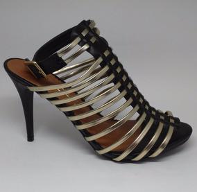 5cc2ddffa Esposende Calcados Feminino Botas - Sandálias para Feminino Dourado ...