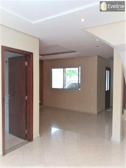Vila Oliveira - Casa A Venda No Cond. Mogi Hills 4 De 3 Dorms - V436