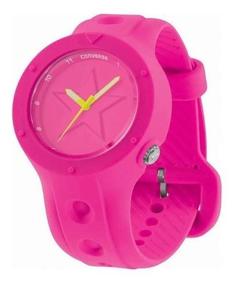 Relógio De Pulso Converse Rookie - Pink Neon