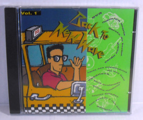 Cd Various Back To New Wave Volume 1 Lacrado Mpb Rock Pop