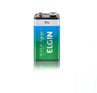 Baterias Alcalina 9v Envelope [ Leve 10 C Frete ]