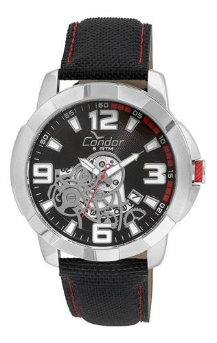 Relógio Condor Masculino Civic - Co2415bk/8p