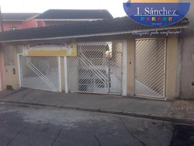 Sobrado Para Venda Em Itaquaquecetuba, Vila Virgínia, 2 Dormitórios, 1 Suíte, 5 Banheiros, 3 Vagas - 813