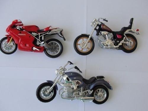 Kit De Mini Motos Do Jornal Extra