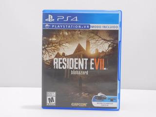Resident Evil 7 Playstation 4 Fisico Permuto X Gta 5
