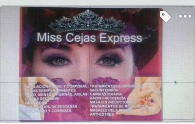 Se Traspasa Negocio De Cejas Express